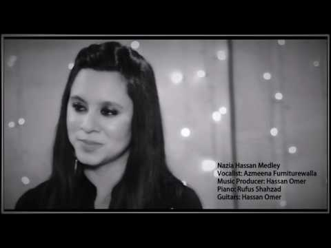 Azmeena Furniturewalla: Nazia Hassan Medley