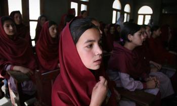Shenila Khoja-Moolji: Girls of the global South can't fix the world alone | Aeon Ideas