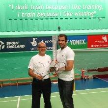 Milton Keynes players selected for Jubilee Games | Badminton England