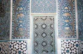 Exterior of Imamzada Darb-i Imam, Isfahan, Iran. Image: Archnet