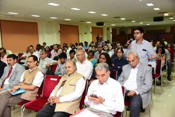 Dr. Farida Virani: Master of Ceremony - National Conference at Indian Merchants Chamber