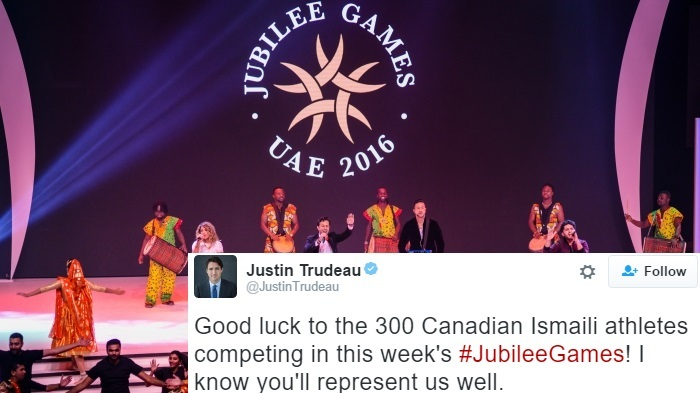 13 Tweets That Prove The Jubilee Games Happening In Dubai Are In Full Swing At The Moment | Lovin Dubai