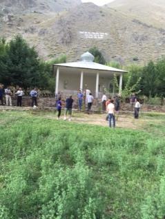 Khorog - The place where Imam gave his deedar to the Jamat