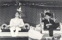 Masnadnashini, Karachi, 1958. Photo: 25 Years in Pictures