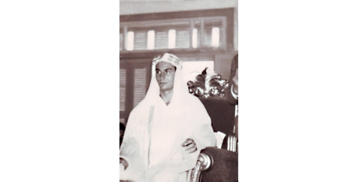 Today in history: Mawlana Hazar Imam visited Salamiyya for the first time as Imam