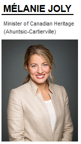 Statement by Minister for Canadian Heritage, Mélanie Joly on Imamat Day