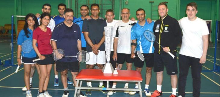 National Badminton Centre in Milton Keynes