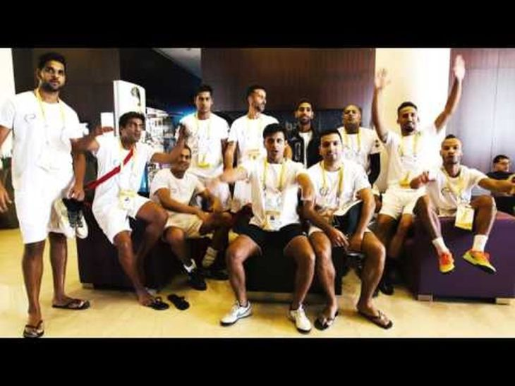 Video: Gathering in Dubai for the Jubilee Games