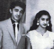 Sadru Ali Devji and Amirbanu Karmali Ahmad