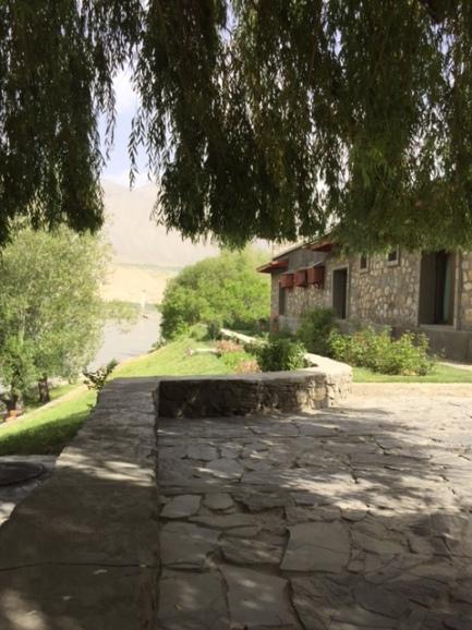Serena Hotel in Khorog