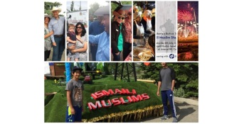 Social Media Report: 20th Annual Ismaili Muslim Stampede Breakfast in Calgary, Canada