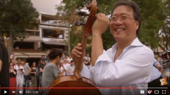 The Music of Strangers - Yo-Yo Ma