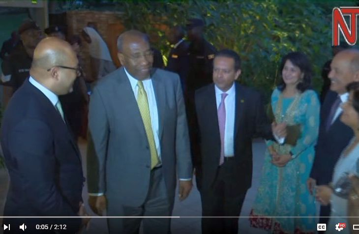 Government of Uganda commemorate 59th Anniversary of His Highness the Aga Khan's ascension to the Office of the Imamat