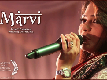 Cover of Sanam Marvi Documentary