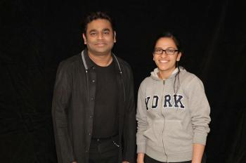 Sarah Thawer, The Girl Who Amused A.R Rahman