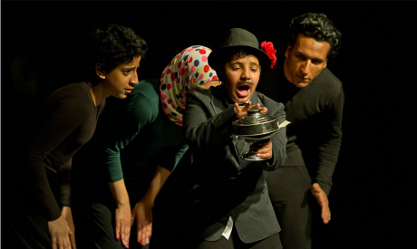 Al-Darb Al-Ahmar Arts School students to perform at Cairo's Falaki Theatre