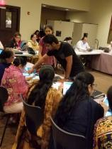Midwestern Ismaili Council Welfare Board under Aging Gracefully Initiative: iPad Class Graduation Ceremony in Chicago