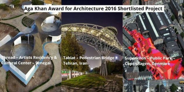 Quiz one: Aga Khan Award for Architecture (AKAA) 2016
