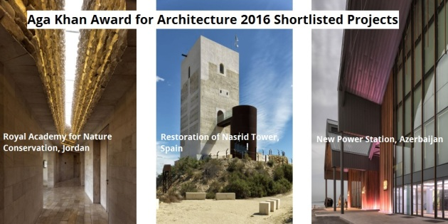 Quiz # 2: Aga Khan Award for Architecture 2016