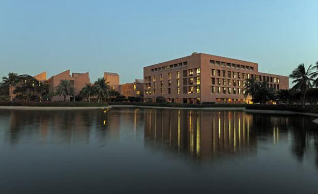 Aga Khan University, Karachi. Photo: Archnet