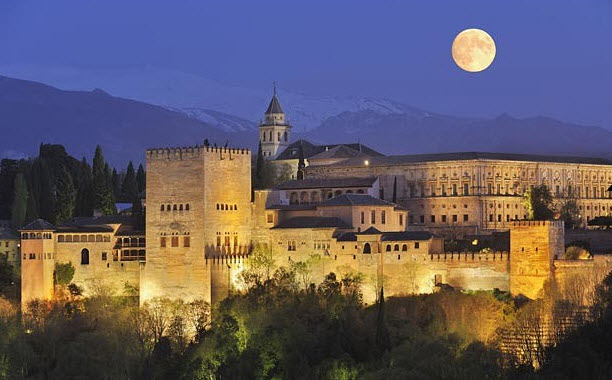 Alhambra. Image: Alamy/The Telegraph