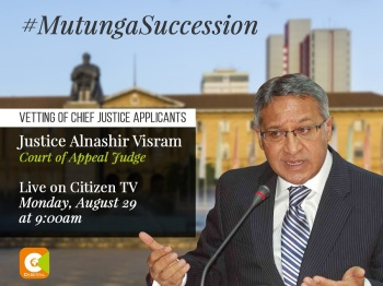 Judge Alnashir Visram