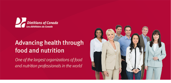 Shahzadi Devje, named 2016 Dietitians of Canada Award recipient for leadership