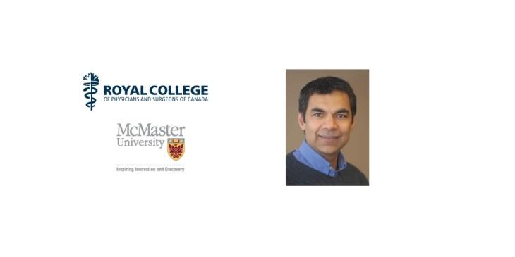 Dr. Moyez Ladhani wins 2016 ICRE Award
