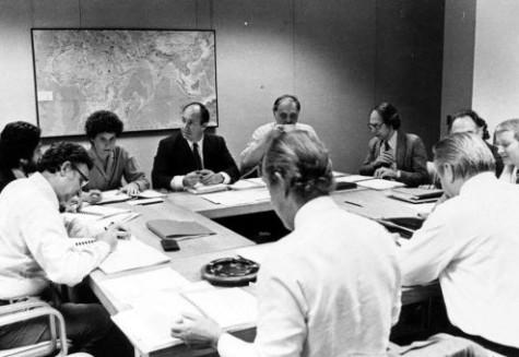 First seminar AKAA, 1978 Aiglemont