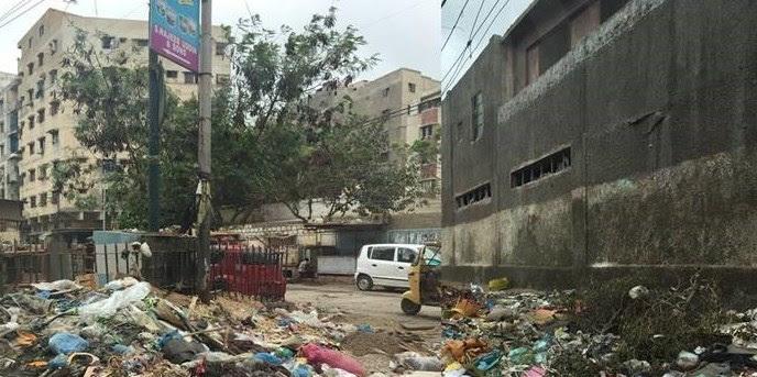 Aga Khan University's Sixth Sense Forum: Karachi's garbage - Is there a crisis?