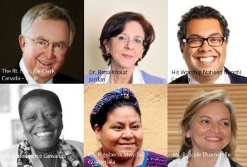 Global Centre for Pluralism announces Awards Jury