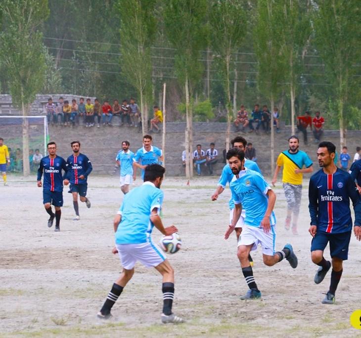 4th Gulmit Premier League Kicks Off in Gojal Upper Hunza | GBee.PK