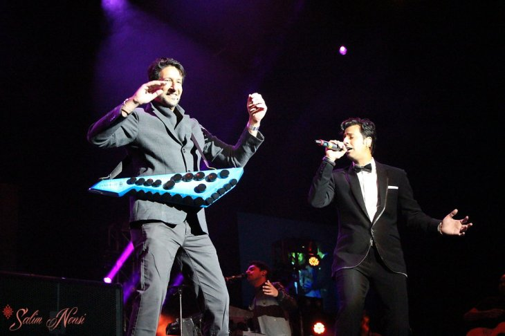 Raza.com, Industry Leader In International Calling, Presents Salim-Sulaiman Live 2016