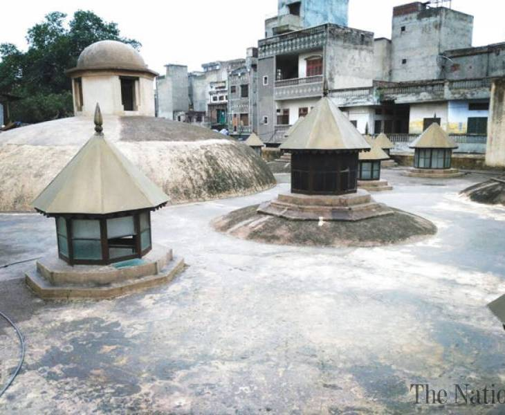 AKTC's Walled City of Lahore's Master plan to save heritage