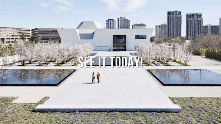 "Aga Khan Museum: ""#1 reason to visit Toronto now"" 