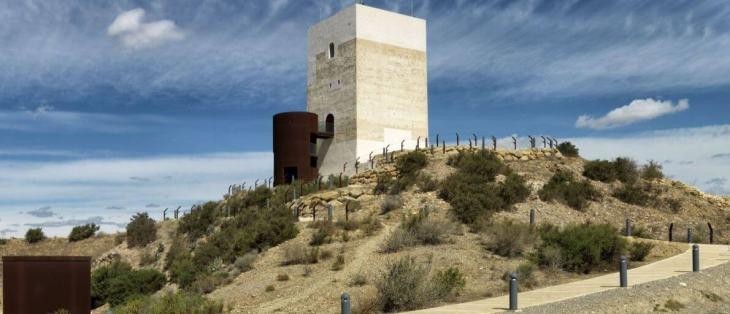 Nasrid Tower, Almeria, Spain