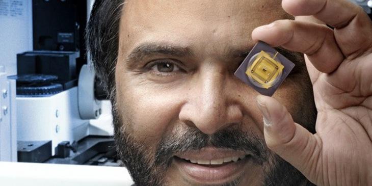 University of Calgary Professor Naweed I Syed