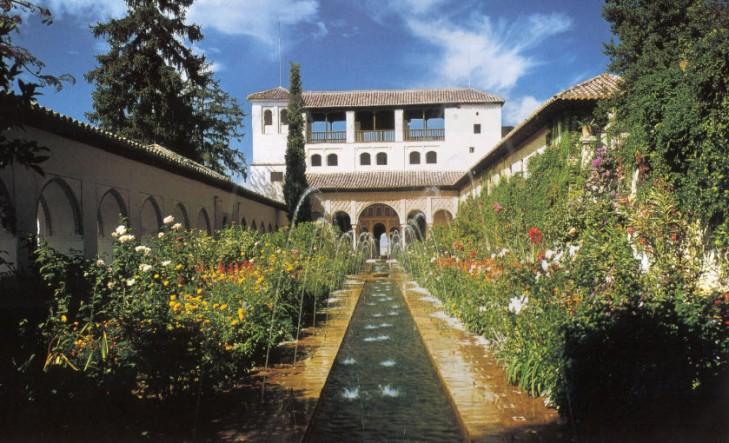 Palace of Generalife. Image: J.B. Lopez/Ilsam: Art and Architecture