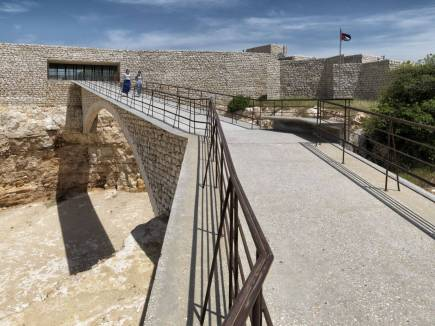 Aga Khan Award for Architecture 2014-2016 Cycle (Shortlisted Project # 4): Royal Academy for Nature Conservation - Ajloun Forest Reserve, Jordan