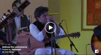Shehzad Roy performance