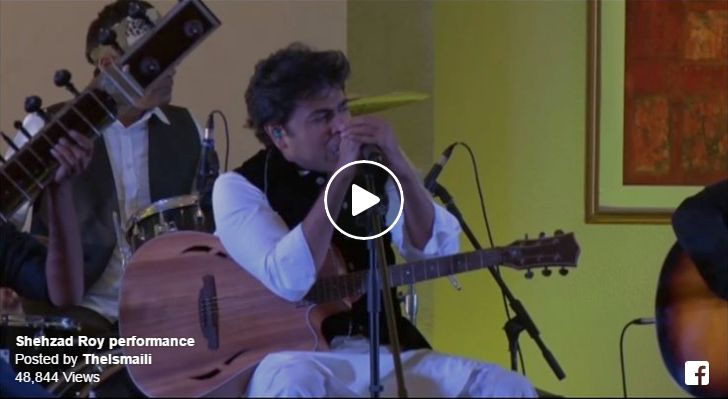Shehzad Roy performance