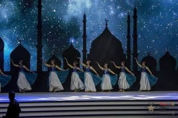 Shereen Ladha: Professional Choreographer, Jubilee Games 2016
