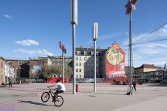 Aga Khan Award for Architecture 2014-2016 Cycle (Shortlisted Project # 3): Superkilen - Public Park - Copenhagen, Denmark