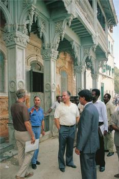 Aga Khan A site visit to the revitalized Stone Town in Zanzibar, Tanzania. Canadian Architect