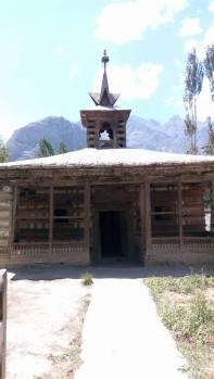 Amburiq Mosque Restoration - Shigar, Pakistan   Aga Khan Cultural Services