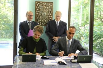 France and AKDN sign agreement to finance the construction of the Aga Khan Academy Maputo