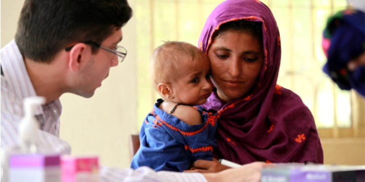 Gates Foundation Awards US$ 25M to Aga Khan University for Maternal/Child Health in Pakistan
