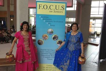 F.O.C.U.S on Seniors