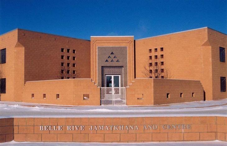 Edmonton Belle Rive Jamatkhana