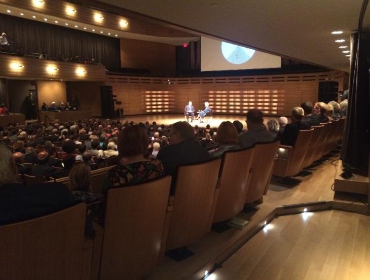 Conversation with Mawlana Hazar Imam - Adrienne Clarkson Prize for Global Citizenship   Simerg